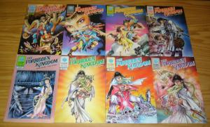 the Forbidden Kingdom #1-8 VF/NM complete series - eastern comics manga set lot