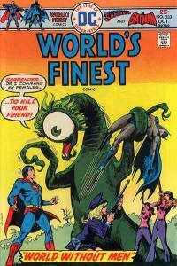 World's Finest Comics #233, VG- (Stock photo)