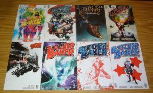 Butcher Baker the Righteous Maker #1-8 VF/NM complete series - joe casey (2nd)