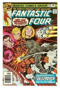 Fantastic Four 172   Galactus & High Evolutionary