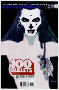 100 BULLETS #55, NM+, Brian Azzarello, Voodoo, Vertigo, more in store