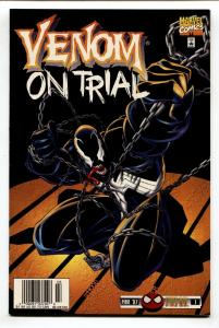 Venom: On Trial #1-1997 First issue Comic Book NM-