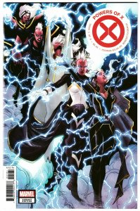 Powers Of X #1 Character Decades Variant (Marvel, 2019) NM