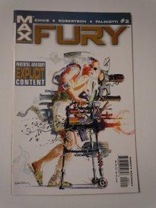 Fury (Max) #2 (2001)