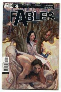 Fables #1 2002 Vertigo comic book
