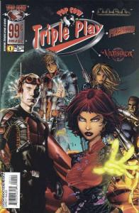 Top Cow Triple Play (=) #1, NM + (Stock photo)