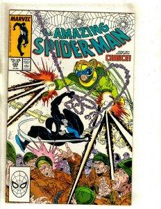 Amazing Spider-Man # 299 NM Marvel Comic Book Venom Todd McFarlane Goblin HJ9