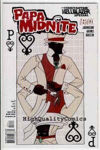PAPA MIDNITE #3, NM+, John Constantine, Hellblazer, Voodoo,more Vertigo in store