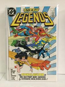 Legends 6 Nm Near Mint DC Comics