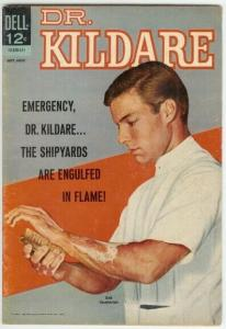 DOCTOR KILDARE (1962-1965) 7 VG Richard Chamberlain COMICS BOOK