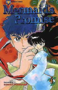 Mermaid's Promise #4 VF/NM; Viz | save on shipping - details inside