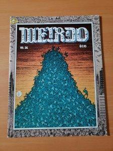 Weirdo #26 ~ NEAR MINT NM ~ 1989 Last Gasp Underground R Crumb