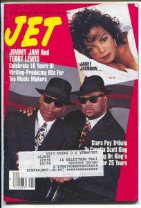 Jet 5/24/1993-Janet Jackson-Jimmy Jam & Terry Lewis-FN-
