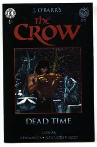 The Crow: Dead Time #1-J. O'Barr comic book 1996-Kitchen Sink