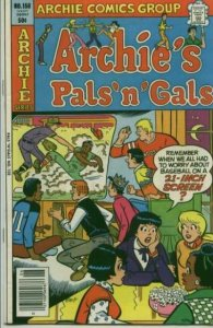 Archie's Pals 'N' Gals #150, VF- (Stock photo)