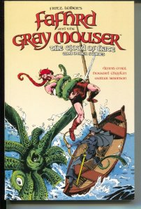 Fritz Leiber's Fafhrd And The Gray Mouser-Dennis O'Neil-2016-PB-VG/FN