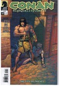 CONAN #17, NM, Robert Howard, Dark Horse, Blood, 2004, more in store