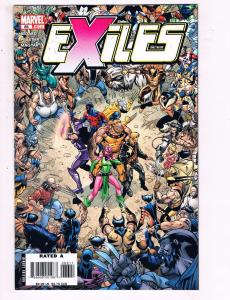 Exiles # 86 VF/NM Marvel Comic Books X-Men Blink Cannonball Cyclops Morph!! SW14