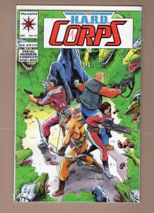The H.A.R.D. Corps #10 (1993)