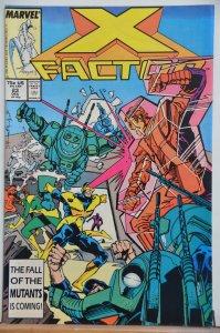 X-Factor #23 (1987) Walt Simonson Art!!