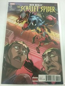 Ben Reilly: The SCARLET SPIDER #20 (2018 MARVEL Comics) ~ Comic Book NW145