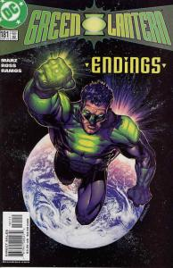 Green Lantern (3rd Series) #181 VF/NM; DC | save on shipping - details inside