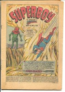 Adventure #240 1957-DC-Superboy-Green Arrow-Aquaman-P