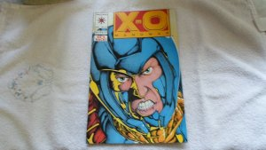 1993 VALIANT COMICS X- 0 # 24