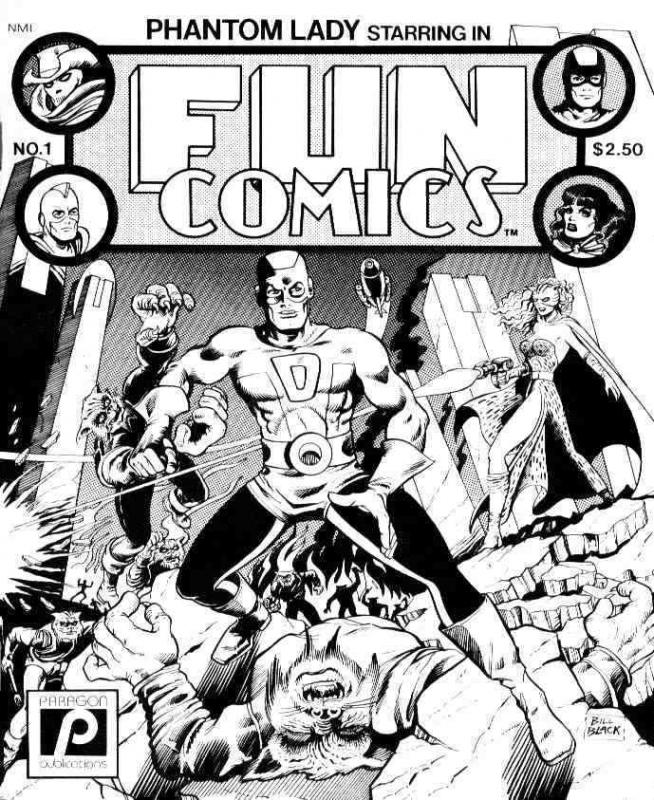 Fun Comics (Bill Black's…) #1 VF/NM; AC | save on shipping - details inside