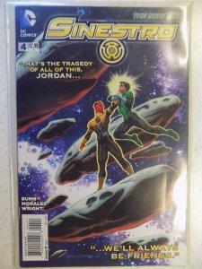 Sinestro #4 (2014)