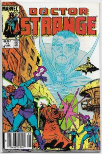 Doctor Strange (vol. 2, 1974) #71 (ns.) FN/VF Stern/Paul Smith