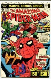 Amazing Spider-Man #150 (VF+) SPIDER-MAN...OR SPIDER-CLONE? Marvel ID13G