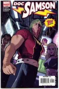 Doc Samson (2nd Series) #1 VF/NM; Marvel | save on shipping - details inside