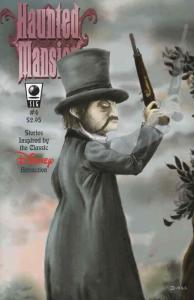 Haunted Mansion #4 FN; Slave Labor | save on shipping - details inside