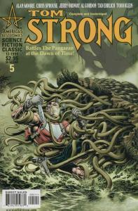 Tom Strong #5 VF/NM; America's Best | save on shipping - details inside