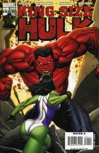 King-Size Hulk #1A VF/NM; Marvel | save on shipping - details inside