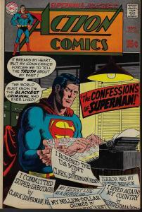 Action Comics #380 (DC, 1969) - F+/VF-