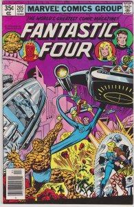 Fantastic Four #205 (1979)