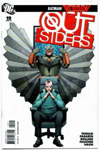 Outsiders #19 (DC, 2009) NM
