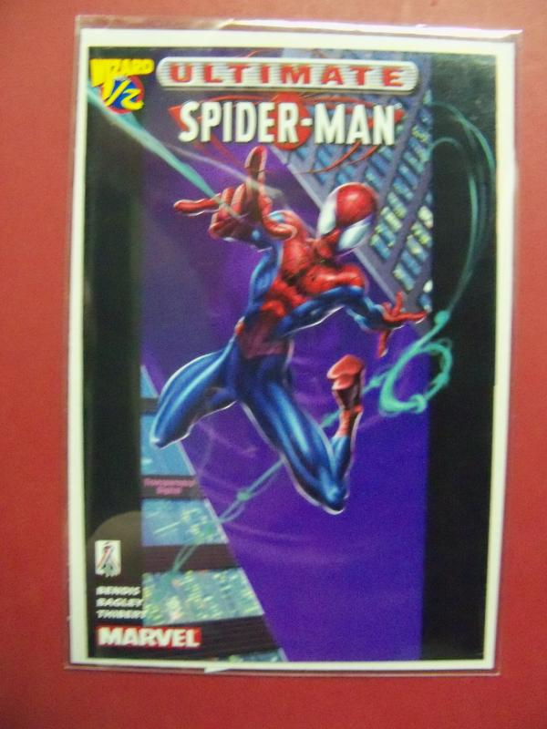 ULTIMATE SPIDERMAN  #1/2,   (VF/NM 9.0 OR BETTER)  MARVEL
