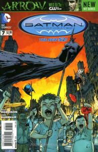 Batman Incorporated (2nd Series) #7 VF/NM; DC | save on shipping - details insid