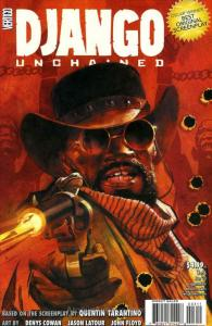 Django Unchained #3 FN; DC | save on shipping - details inside