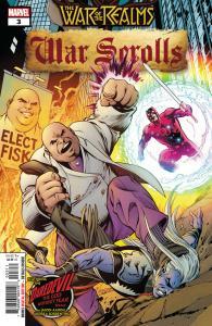 War Of The Realms War Scrolls #3 (Marvel, 2019) NM