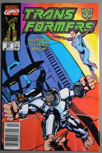 Transformers #68 F/Better    See Actual Photo