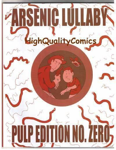 ARSENIC LULLABY - PULP EDITION #0, NM, Signed Doug Paszkiewicz, more AL in store