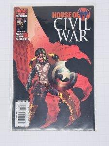 House of M: Civil War #3 (2009)