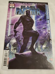Black Panther 3 Near Mint Cover by In-Hyuk Lee