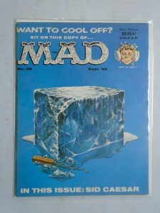 MAD Magazine #49 4.0 VG (1959 EC)