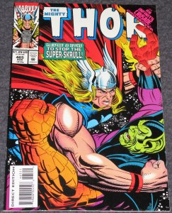 The Mighty Thor #465 -1993
