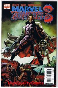MARVEL ZOMBIES 3 #1 2 3 4, NM+, Undead, Walking Dead, 2008, more MZ in store
